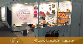 Klangschalen-Center GmbH / Klangschalen-Center aus Aschaffenburg auf der Frankfurter Buchmesse 2018 – mehr als nur Bücher...