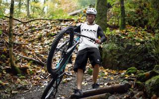Das e-MTB der Marke Cylan finden Sie in der e-motion e-Bike Welt in Hombrechtikon