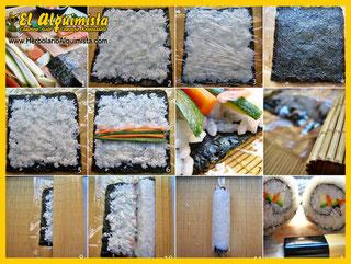 Sushi - Herbolario Alquimista Arrecife Lanzarote