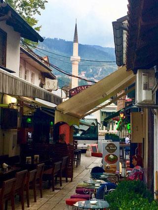 Der muslimische Teil der Altstadt ist besonders beindruckend
