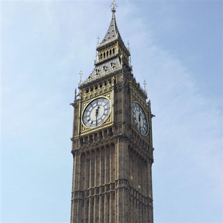 London Wochenende Tipps: Big Ben