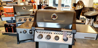 Gasgrill Napoleon Freestyle Marks Grillhaus Schleswig
