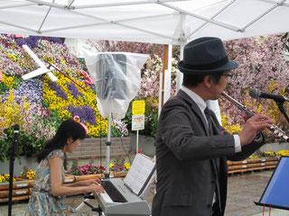 福島商工会議所女性会の方に撮影いただきましたm(_ _)m