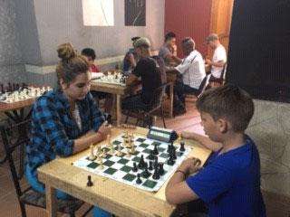 Schachclub Lenzburg Grüsse aus Havanna