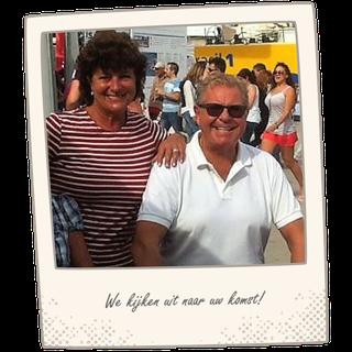 Hans en Caroline van der Meer, ons vakantiehuis Casa del Lago