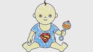 #Baby #Schreikind #schlafen #weinen #tragen