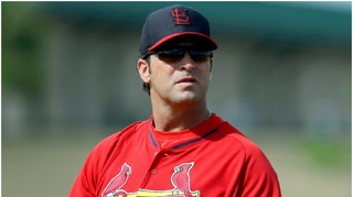 Nella foto Mike Matheny