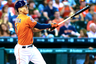 Nella foto Carlos Correa - Huston Astros (Troy Taormina/USA Today)