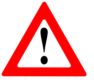 Nebenwirkungen bei Hylo Care, Symbol