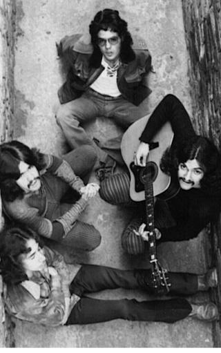Banda del Marciano (Miguel Muñoz, Eduardo Acevedo, Hernando Becerra, Guillermo Guzman)