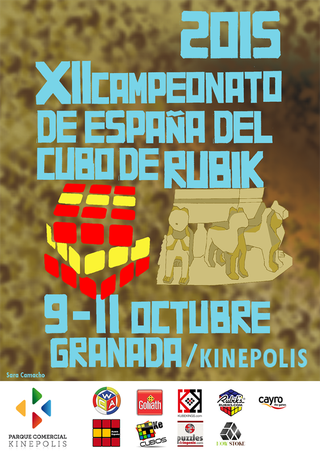XII Campeonato de España de Cubo de Rubik
