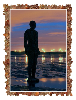 Another Place (1997) – Crosby Beach in der Nähe von Liverpool, England