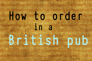 how-to-order-in-a-pub