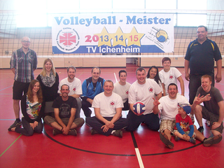 Volleyballgruppe Turnverein Ichenheim
