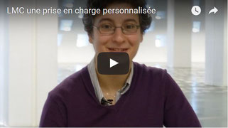 Vidéo LMC France professeur Mauricette Michallet Philippe Rousselot Docteur Sandra Malak Françoise Huguet prise en charge personnalisée