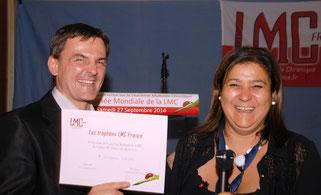 Les Trophées LMC France