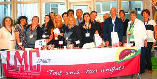conference lmc france benevoles volunteers cml leucemie myeloide chronique leukemia
