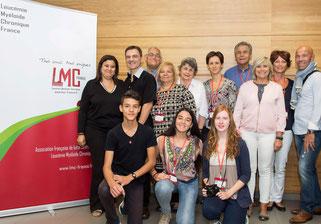 Bénévoles LMC France, LMC France