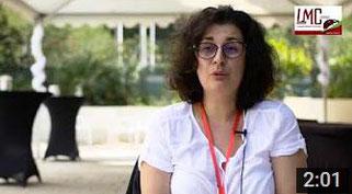 Qualité de vie et LMC Vidéo Hélène Hoarau, anthropologue de la santé