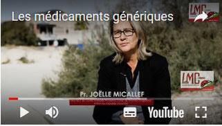 LMC France medicaments generiques Joelle Micallef AMU APHM directrice directeur pharmacovigilance centre Marseille Provence Corse