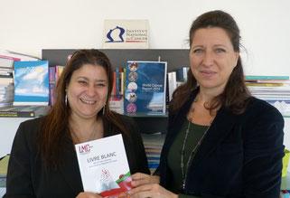 livre blance états generaux leucémie hématologue Professeur agnes buzyn Présidente INCA CANCER  LMC France leucémie myéloïde chronique