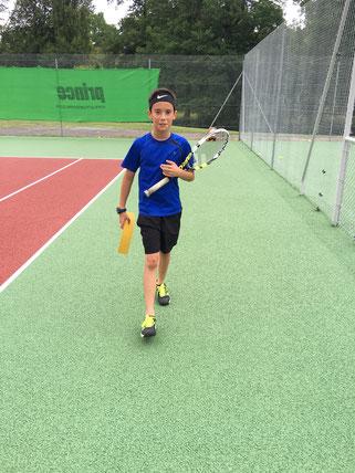 Tennis Langeac