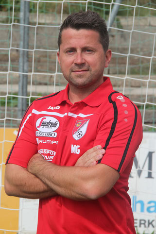 Trainer Markus Glaser