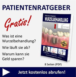 Patienten-Ratgeber Wurzelbehandlung Ellwangen