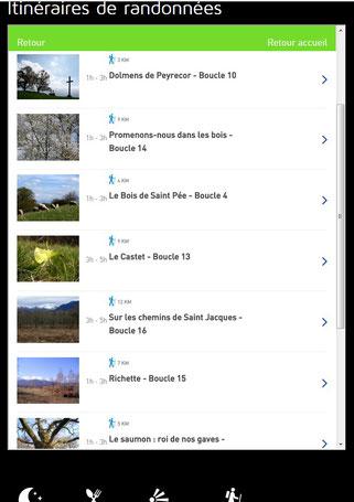 10 randonnées Office Tourisme au nord du gave d'Ossau