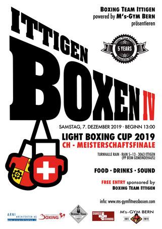 ITTIGEN BOXEN IV SA 07.12.2019