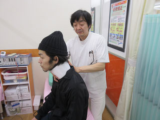 小倉北区のサクマ整骨院の交通事故治療