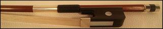 archet contrebasse dorfler bois du brésil