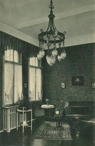 Musiksalon Eichler/Seige - Archiv W.Malek