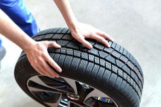 タイヤの買取・処分