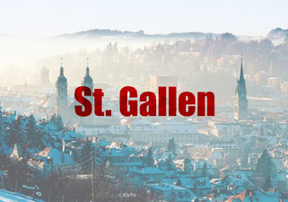 Flyer verteilen St. Gallen