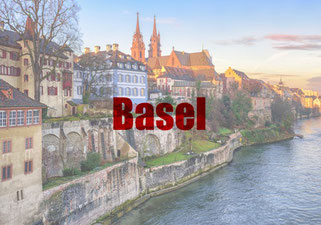 Flyer verteilen Basel