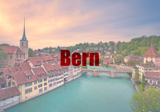 Flyer verteilen Bern