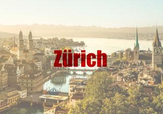 Flyer verteilen Zürich