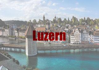 Flyer verteilen Luzern