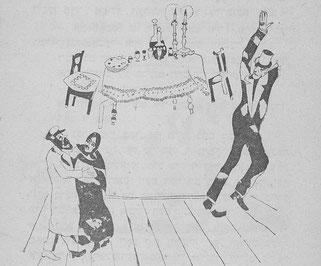 イツホク・レイブシュ・ペレツの『魔術師』