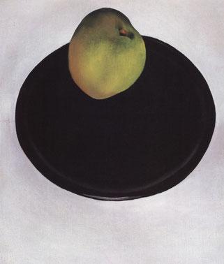 《グリーン・アップル》1921年