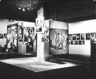 ニューヨーク近代美術館「ニュー・ドキュメンツ」展(1967年)