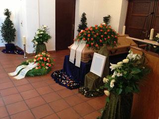 Beisetzung