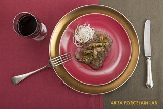 Magret de canard à la sauce ponzu
