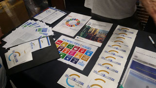 INEING's promotion of SDGs at Local level