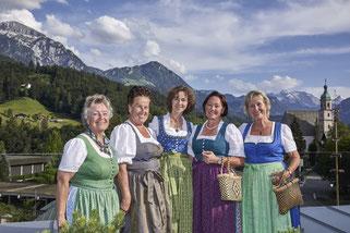 Berchtesgadens Gästeführerinnen