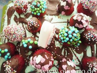 Geburtstagkuchen Oligarto Rezepte