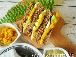 Sandwich Oligarto Rezepte Olivenöl