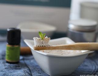 Zahnpulver mit OLivenöl Oligarto