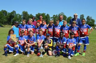 E-Junioren: TSV Sasel